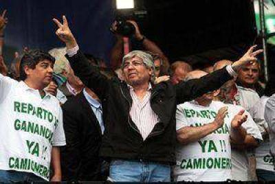 Moyano lanzará su propio partido político en Mar del Plata