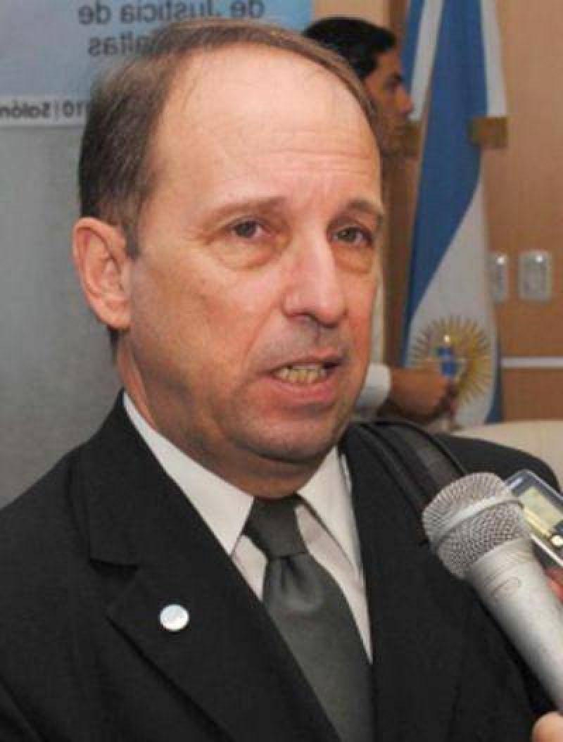 Coll fue reelecto y seguirá ejerciendo la presidencia del STJ durante el 2013