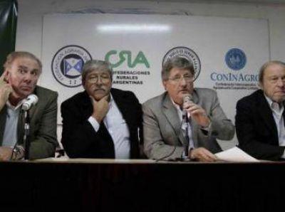 SRA de Tres Arroyos adhiere al paro de comercialización