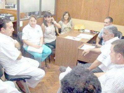 Presentaron operativo de salud  Por el paso del Dakar