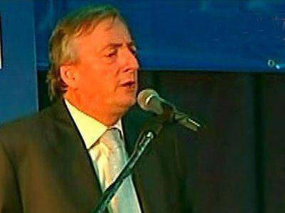 LOMAS | ACTO DEL PJ    Kirchner pegó duro contra la oposición