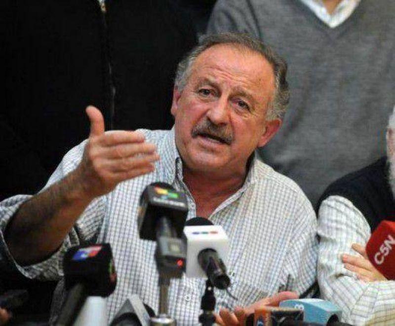 """Yasky: """"En 2013 habrá dos grandes corrientes sindicales"""""""