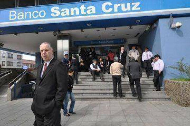 Salvo el Nación, los bancos tuvieron actividad nula por el paro