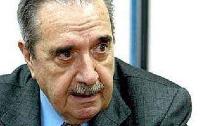 Muri� el ex presidente argentino Ra�l Alfons�n
