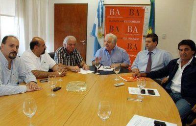 Cuartango ratificó a San Martín como delegado