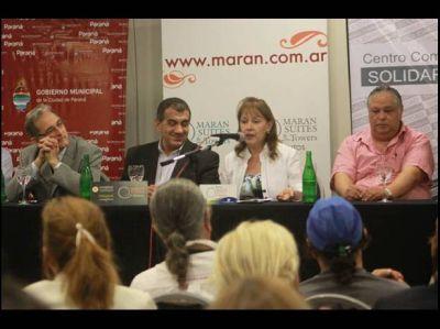 Luciano Pereyra, Abel Pintos, Los Tekis y Víctor Heredia, en la Fiesta del Mate