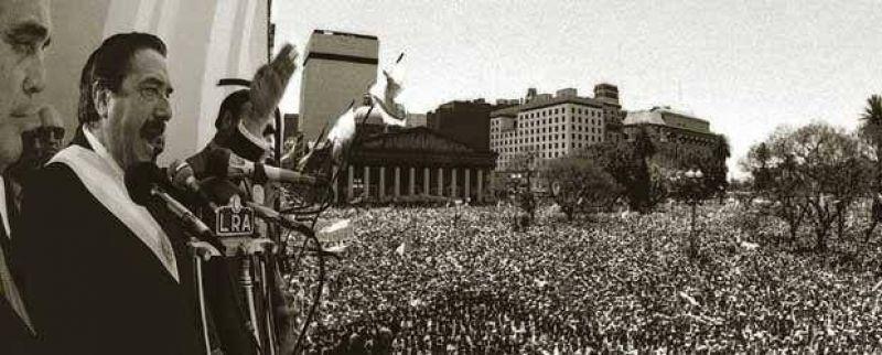 Murió Raúl Alfonsín, el padre de la democracia moderna de la Argentina