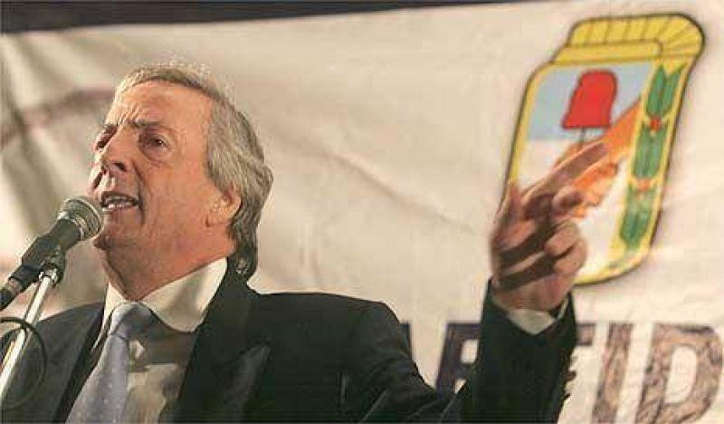 "Kirchner: ""El PROperonismo es la derecha neoliberal"""