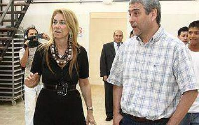 Giorgi inauguró una panadería impulsada por el INTI
