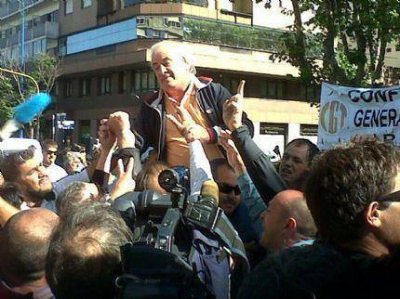 """""""Pepe"""" San Martín: """"Después de la pavada que hicieron, el apoyo que recibí no tiene precio"""""""