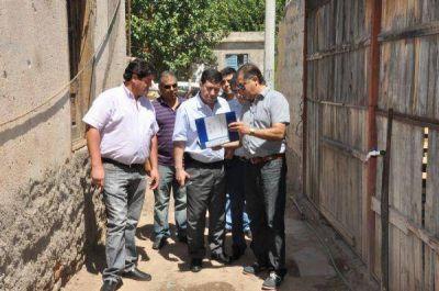 Inauguraron mejoramientos habitacionales en capital