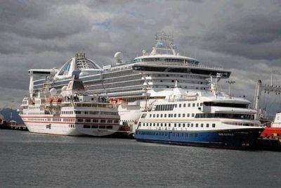 Sin Gaucho Rivero para cruceros