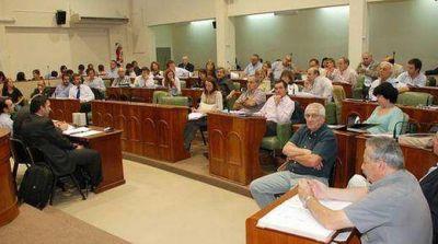 Se aprobó el Presupuesto 2013 de San Isidro