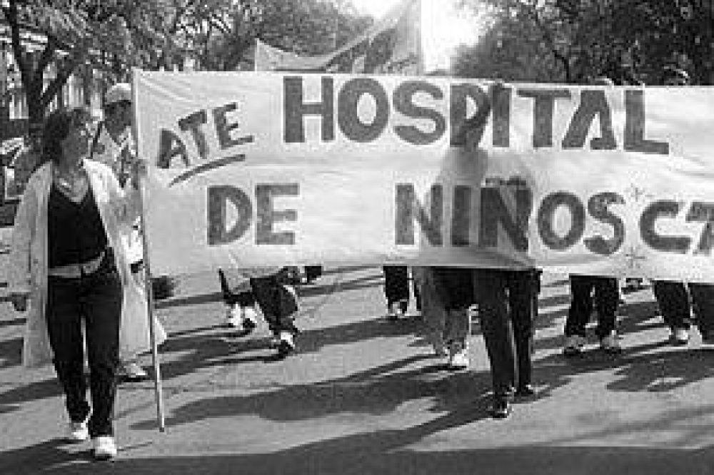 SALTA: Gremios de la salud paran por 24 horas este 7 de abril