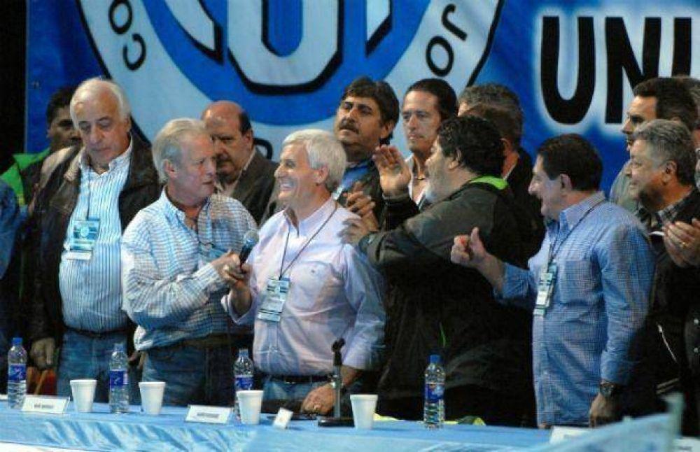 La CGT que conduce Caló ganó la pulseada sindical y afronta el desafío de la convivencia
