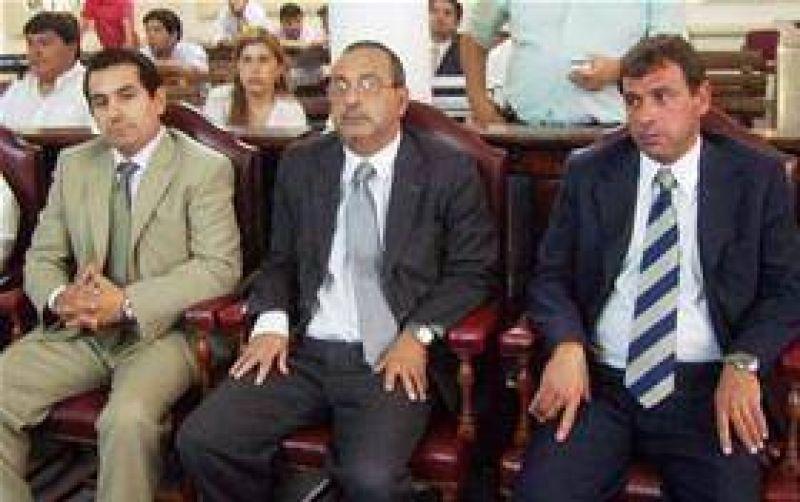 Juraron integrantes del Tribunal de Cuentas