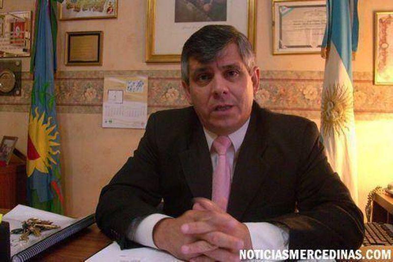 """""""A la seguridad no hay que politizarla"""", opina el comisionado departamental Guillermo Britos"""