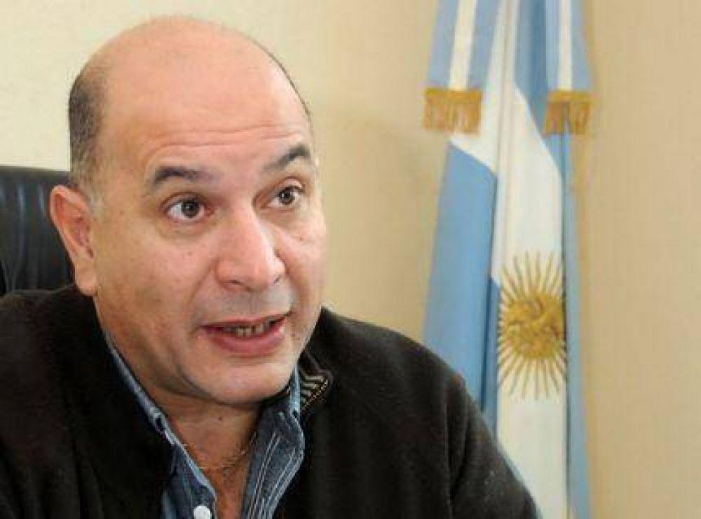 """Jorge Baino: """"Están todas las condiciones dadas para que se abra el Casino Sasso"""""""