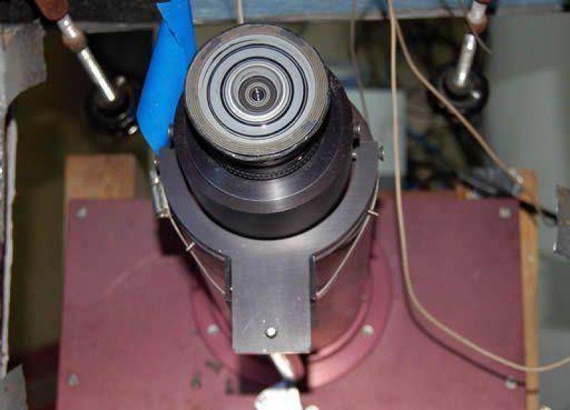 Observatorio: fotómetro ya está en funcionamiento