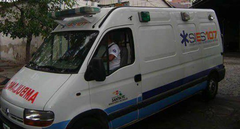 SIES: faltaron ambulancias