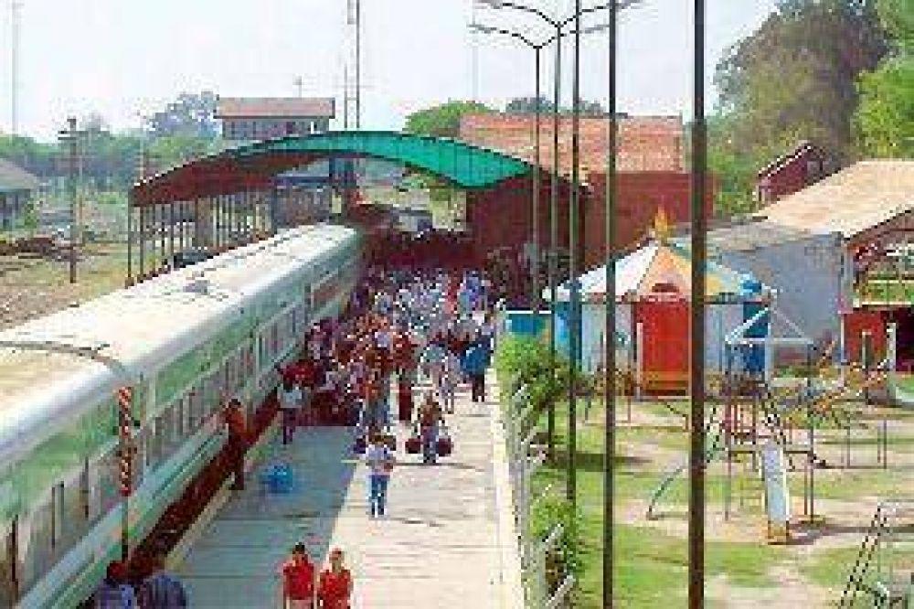 La Fraternidad desea mayor desarrollo en el servicio de transporte ferroviario
