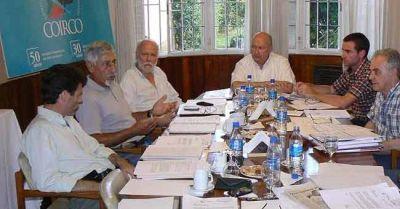 El COIRCO realizó el primer encuentro del año