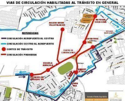 Rally Dakar 2013: La Ciudad de Salta est� preparada para la llegada