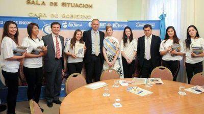 Buzzi lanzó oficialmente el Festival Nacional de la Esquila