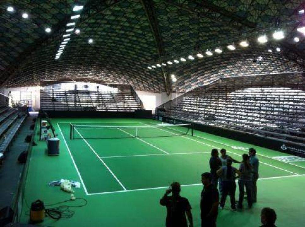 Hoy tenis internacional en Junín: Roddick vs. Del Potro