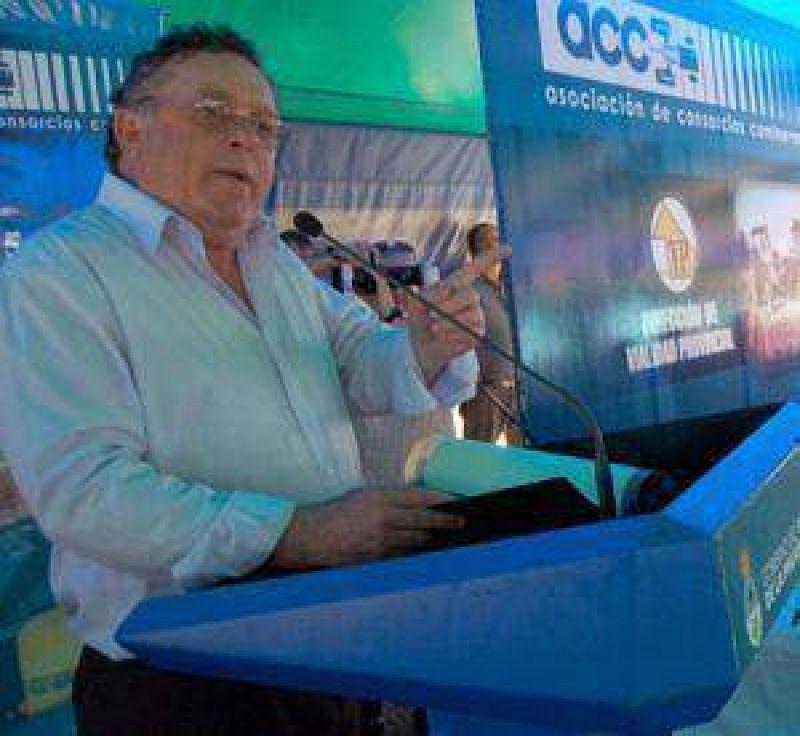 Consorcios camineros valoran el piso de financiamiento de 125 millones de pesos
