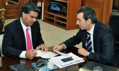 La Nación aportó dinero al Chaco para el Belgrano Cargas y la seguridad vial