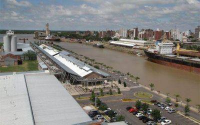 El nuevo puerto de Santa Fe, operativo en 2015