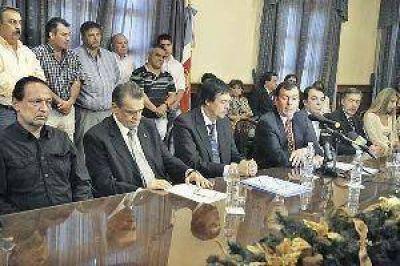Zamora firmó convenio para dar inicio a obras en ruta 5 por $ 400 millones