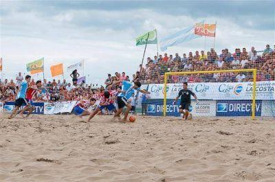 """Pdo. de La Costa - Éste viernes arranca la """"Copa La Costa"""" de Fútbol Playa"""