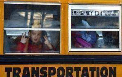 Después del horror, los estudiantes de Sandy Hook volvieron a clases