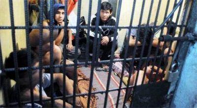 """SPP: """"Dos pabellones de internos iniciaron huelga de hambre"""""""