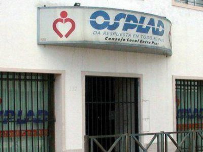 Denuncian que Osplad se niega a dar cobertura a una docente que padece leucemia