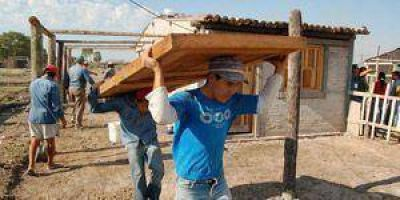 Unas 3.200 familias acceden a hogares dignos al dejar asentamientos