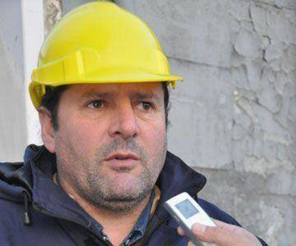 La UOCRA quiere negociar con las empresas por mano de obra local