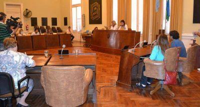 Ingres� al Concejo Deliberante el Presupuesto Municipal del 2013