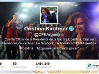 Cristina cuestionó el fallo de la Justicia que pone freno a la expropiación de la Rural