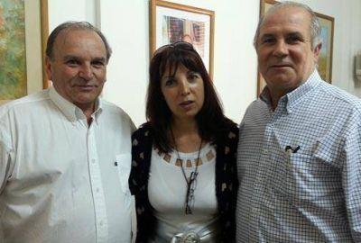 Cristina Rasquetti en La Juan Domingo