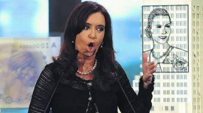 "Cristina criticó duro a la Justicia y dijo que surge un ""Superpoder"""