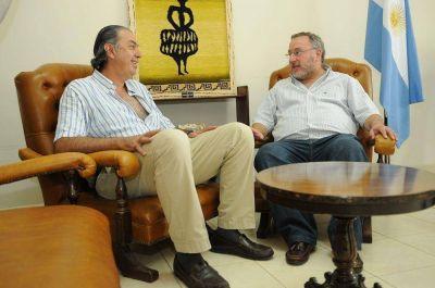 Rodolfo Urtubey inform� en Campo Quijano sobre el Fondo de Reparaci�n Hist�rica