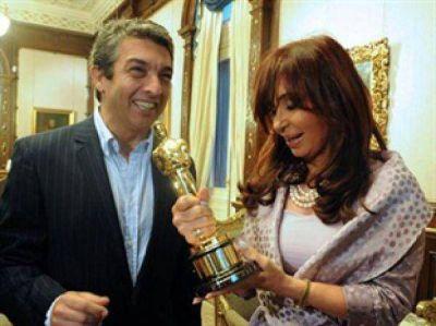 Cristina le respondió a Darín por las dudas sobre su crecimiento patrimonial