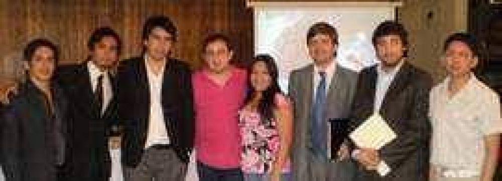 Jóvenes del ARI participaron de un encuentro en Salta