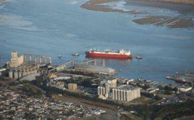 Bahía Blanca. Puertos: el dragado pasó para abril