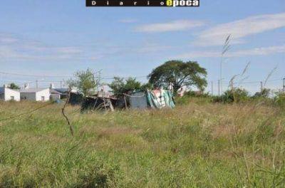 Sólo 50 familias permanecen en el asentamiento del barrio Pirayuí