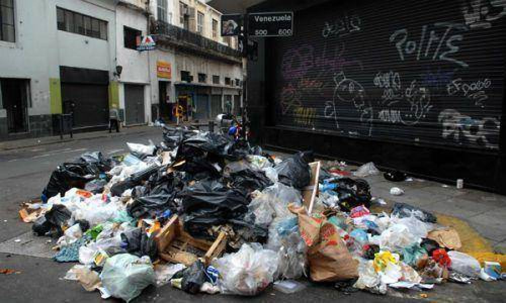 Levantaron el paro de recolección de residuos
