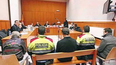 La Justicia de España condenó a 13 años de prisión a los Juliá